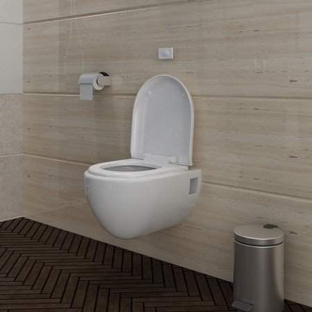 Guide comment choisir ses wc for Installer un toilette suspendu